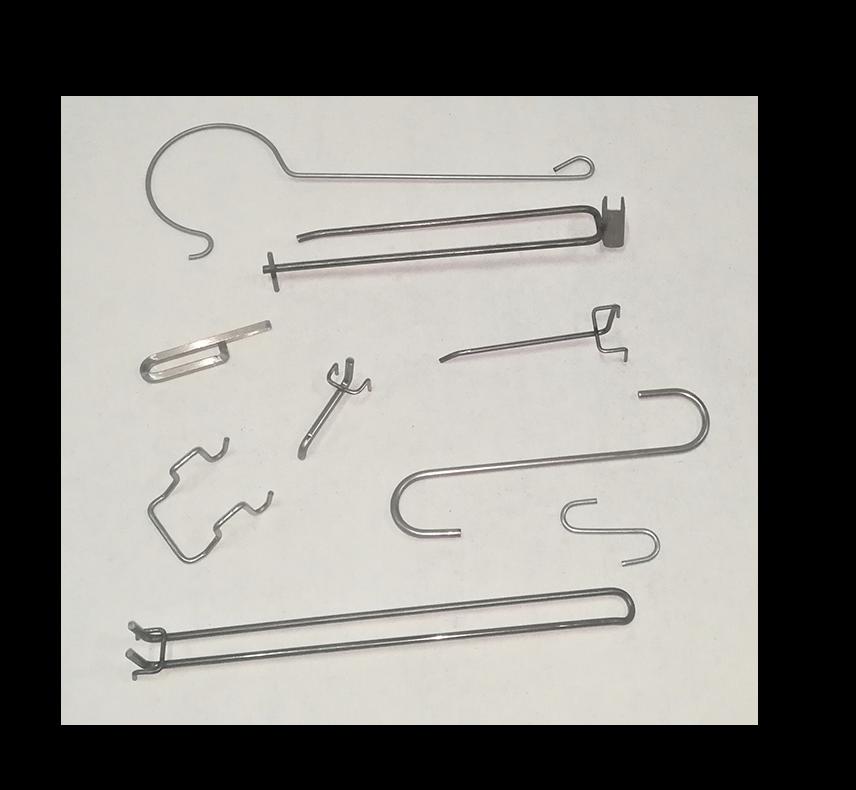 fabricación de ganchos